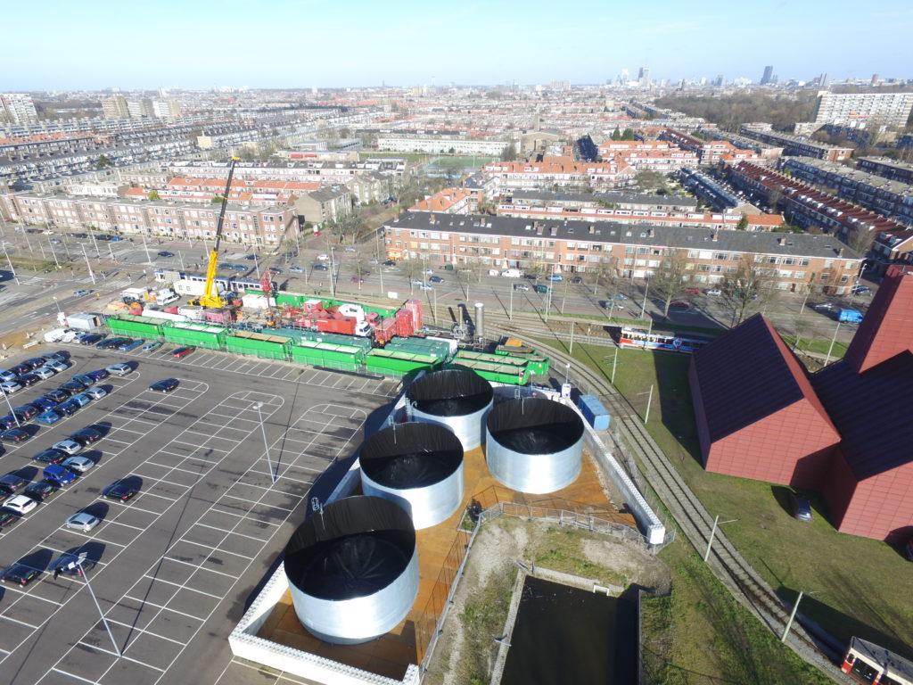 Haagse Aardwarmte Leyweg / geothermal energy