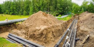 Commissioning of two district heating networks (biomass and geothermal) in France